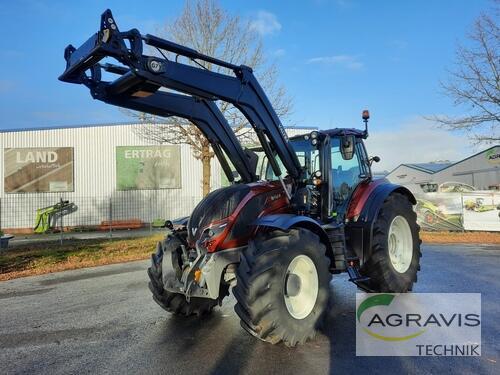 Valtra T 174 Ea Active Εμπρόσθιο σύστημα φόρτωσης Έτος κατασκευής 2019