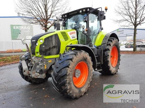 Claas Axion 870 Cmatic Year of Build 2017 4WD