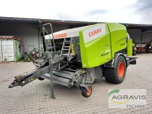 Claas Rollant 454 RC Uniwrap Year of Build 2017 Meppen