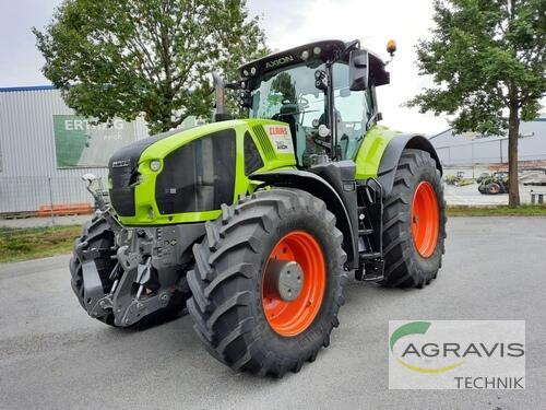 Tractor Claas - AXION 940 CMATIC CEBIS