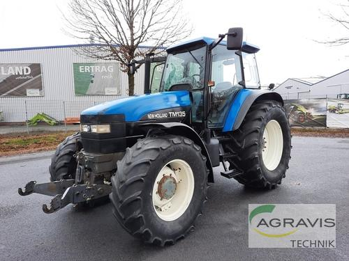 New Holland TM 135 Year of Build 2000 4WD