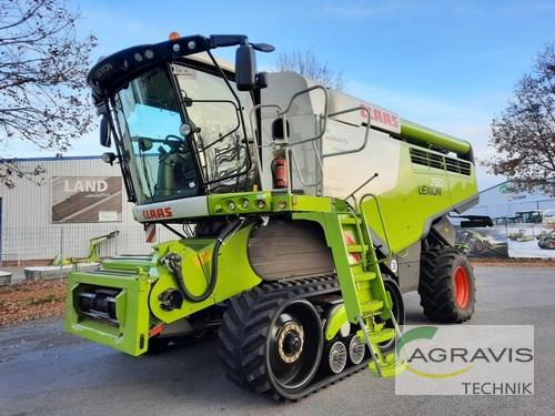 Claas Lexion 760 Terra Trac Year of Build 2018 4WD