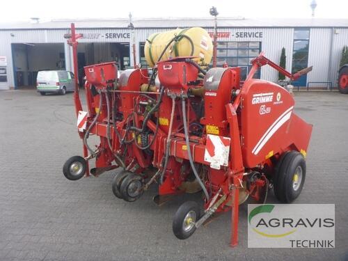 Grimme Gl 420 Byggeår 2012 Meppen