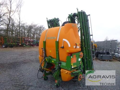 Amazone UF 1801 Año de fabricación 2009 Meppen