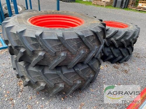 Complete Wheel Trelleborg - 420/70 R24 + 460/85 R34