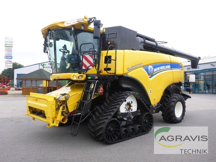 New Holland CX 8080 SCR RAUPE