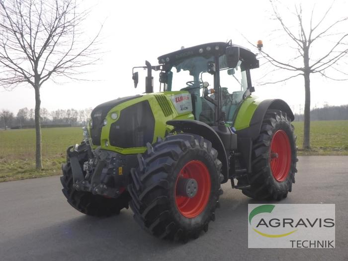 Claas AXION 870 CMATIC TIER 4F