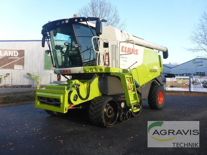 Claas LEXION 760 TERRA-TRAC 4-TRAC/ ALLRAD