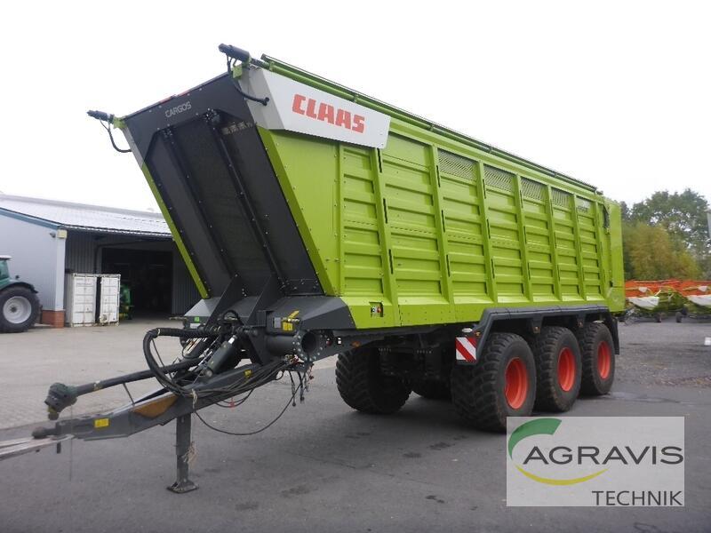 Claas CARGOS 760 TRIDEM