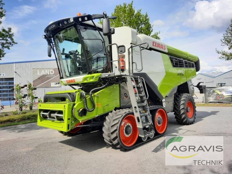 Claas LEXION 8700 TERRA TRAC 4-TRAC / ALLRAD