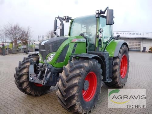 Fendt 724 Vario S4 Profi Plus Year of Build 2018 Melle-Wellingholzhausen