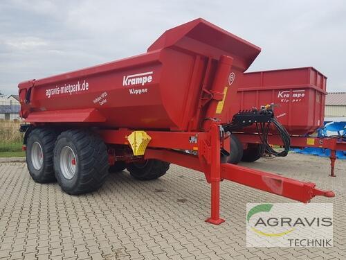Tipper/Dumper - Trailed Krampe - HP 20 CARRIER