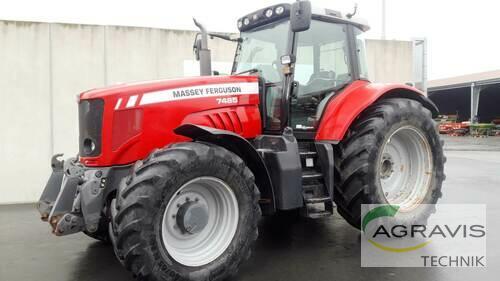 Tractor Massey Ferguson - MF 7485 DYNA VT
