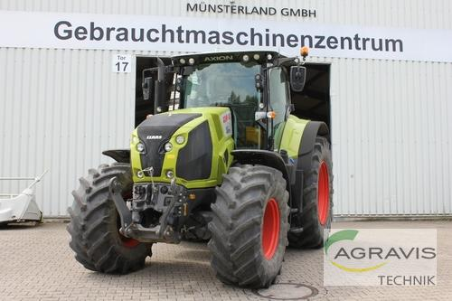 Claas Axion 810 Cmatic Årsmodell 2017 4-hjulsdrift