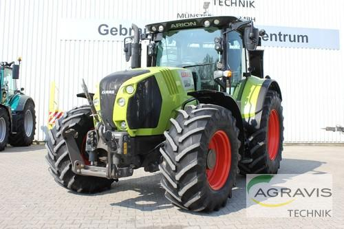Claas Arion 650 Cmatic Baujahr 2016 Olfen