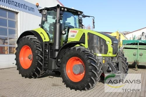 Claas Axion 920 Cmatic Årsmodell 2018 4-hjulsdrift
