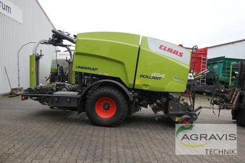 Claas Rollant 454 RC Uniwrap Year of Build 2016 Olfen
