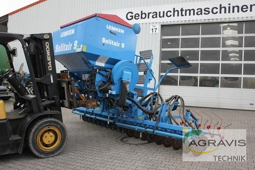 Lemken Solitair 9/450 K Year of Build 2005 Olfen
