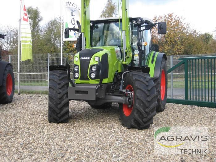 Claas ARION 410 TIER 4F