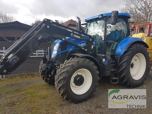 New Holland T 7.200 Auto Command Front Loader Year of Build 2014