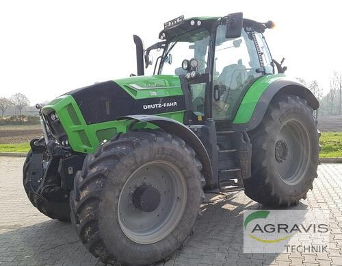 Deutz-Fahr Agrotron 7230 TTV Año de fabricación 2013 Accionamiento 4 ruedas