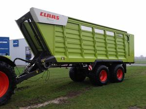 Lade- & Silierwagen Claas CARGOS 750 TANDEM Bild 0
