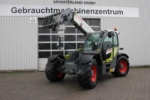 Claas Scorpion 7055 Rok produkcji 2014 Borken