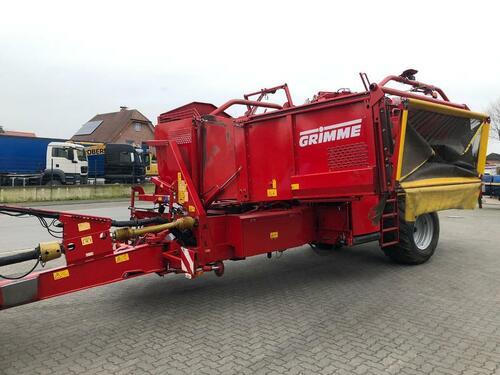 Grimme Se 150-60 Rok výroby 2011 Borken