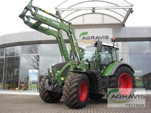 Fendt 718 Vario S4 Profi Plus Front Loader Year of Build 2018