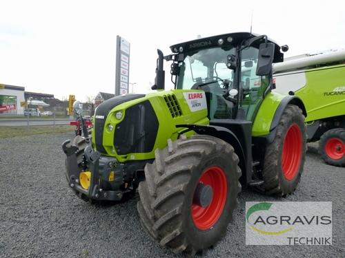 Claas Arion 660 Cmatic Cebis Year of Build 2018 Fritzlar