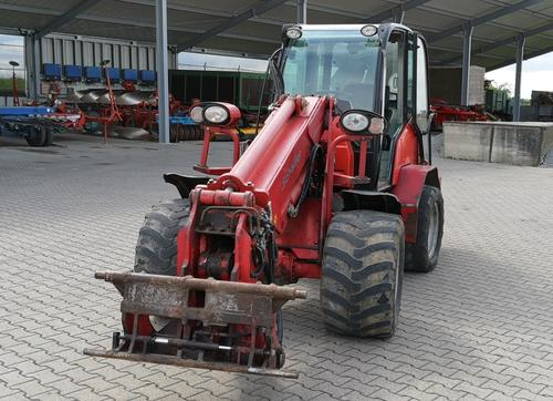 Schäffer 6390 T Rok výroby 2009 Anröchte-Altengeseke