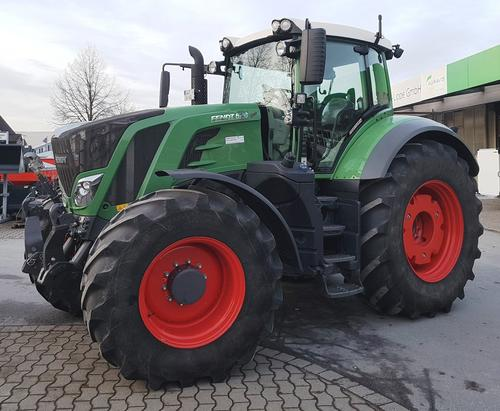 Fendt 828 Vario S4 Profi Plus Год выпуска 2016 Brakel