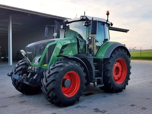 Fendt 828 Vario S4 Profi Plus Year of Build 2016 Brakel