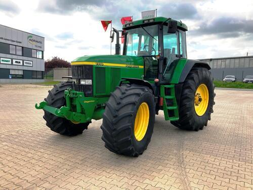 Tracteur John Deere - 7710