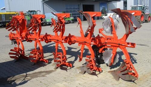 Kuhn Vari-Master 153 Year of Build 2014 Brakel