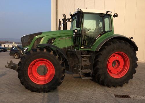 Fendt 930 Vario S4 Profi Plus Baujahr 2015 Brakel