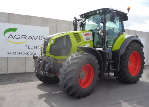 Claas Axion 810 Cmatic Baujahr 2016 Espelkamp