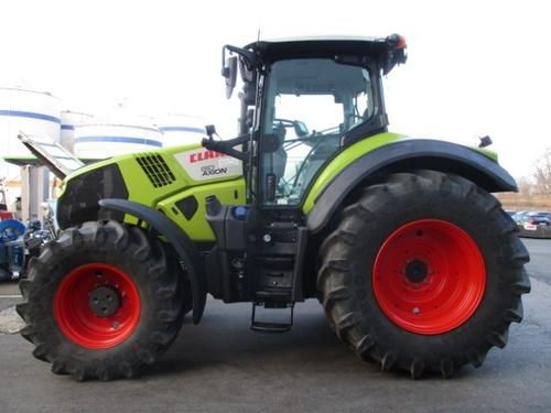 Claas Axion 810 Cmatic Year of Build 2017 Espelkamp