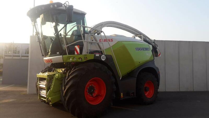 Claas JAGUAR 950