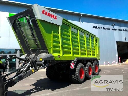 Claas Cargos 750 Year of Build 2019 Hünfeld-Michelsrombach