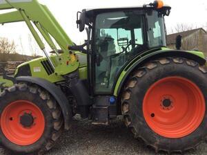 Traktor Claas ARION 420 CIS TIER 4F Bild 0