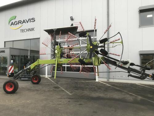Claas Liner 1600 Έτος κατασκευής 2018 Fritzlar