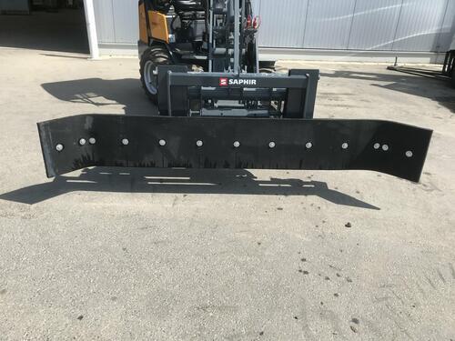 Saphir Gummischieber Ms-275 Année de construction 2019 Fritzlar