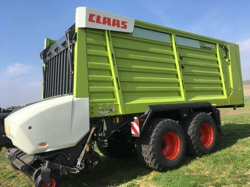 Claas Cargos 8400 anno di costruzione 2016 Fritzlar