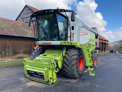 Claas Lexion 750 Montana Year of Build 2011 4WD