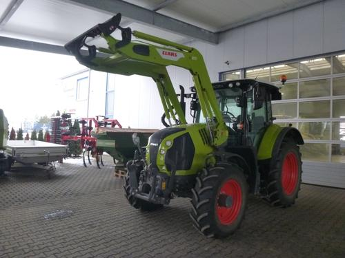 Claas Arion 510 Cmatic CIS+ Front Loader Year of Build 2018