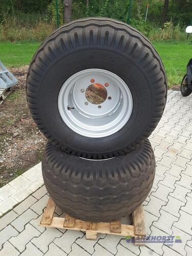Bereifung Reifen Schläuche 500/50-17