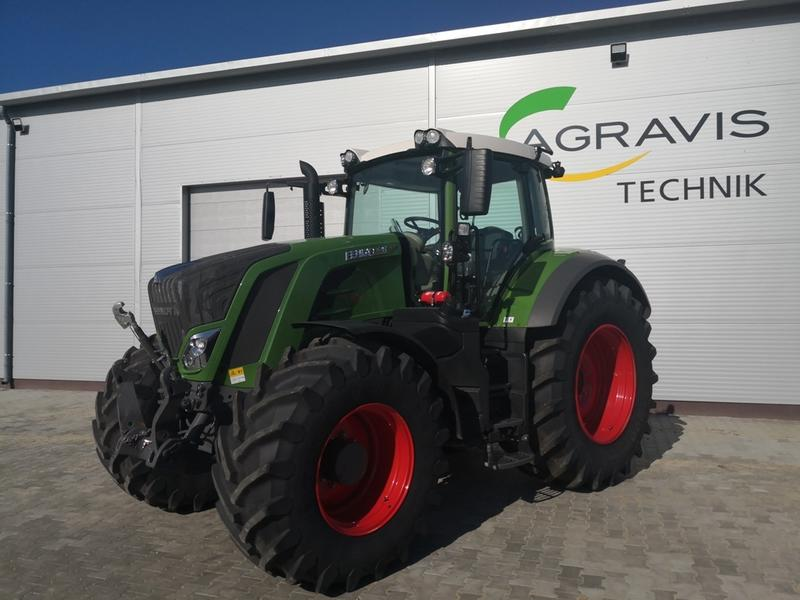 Fendt 828 VARIO S4 POWER