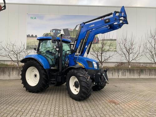 New Holland T 6070 Elite Frontlader Baujahr 2009