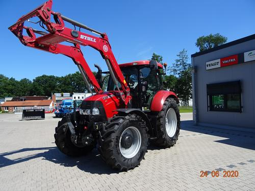 Case IH CVX 130 Front Loader Year of Build 2017
